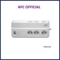 APC Surge Protector PM6GR / PM6-GR colokan anti petir stop kontak