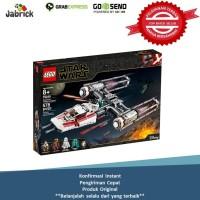 LEGO 75249 STARWARS Resistance Y-wing Starfighter
