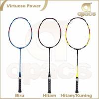 Raket Badminton Bulutangkis Apacs Virtuoso Power Original