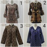 Atasan Batik Wanita Lengan Panjang Baju Batik Wanita Batik Couple