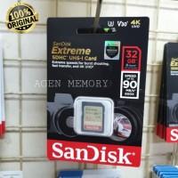 SanDisk SDHC 32GB EXTREME Class 10 Memory Kamera SD Card 32 GB