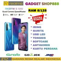 REALME 5 PRO RAM 4/128GB GARANSI RESMI REALME INDONESIA 1 TAHUN