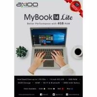 Laptop Axioo Mybook 14 Lite 4/64