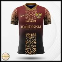 kaos Baju Olahraga Bola Jersey Satuan Custom Motif Batik