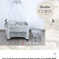 Baby Box Chocolatte 8855 Cubix W5UH - bekas