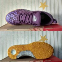 HOT SALE Sepatu futsal specs metasala knight plum purple 400734
