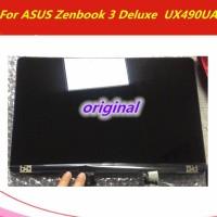 BULE COLOR Original Full Assembly For Asus Zenbook 3 Deluxe UX490 UX4