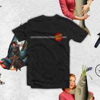 Kaos Santa Cruz dengan Kearifan Lokal