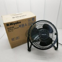 Miyako kipas angin meja/desk fan KAD-06 kad06