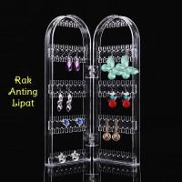 Rak Anting Lipat Earring Organizer Display Perhiasan Kalung RO019