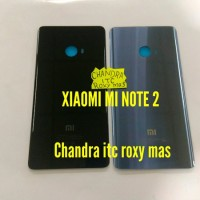Back cover backdoor xiaomi mi note 2 original