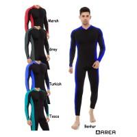 Baju renang diving panjang/selam dewasa unisex