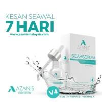 Azanis Scar Serum Original 100% dari Malaysia New Formula