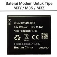 Baterai Batre Battery Modem Original Andromax M3Y M3Z M3S