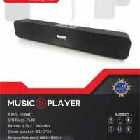 SPEAKER CST 350 N | CST 350N Bluetooth USB AUX FM RADIO SIMBADDA