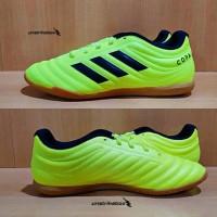 Adidas Copa 19.4 IN - Yellow. Sepatu Futsal Original Murah.