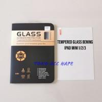 TEMPERED GLASS KACA BENING/CLEAR IPAD MINI 1/2/3 (7.9) TERMURAH