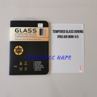 TEMPERED GLASS KACA BENING/CLEAR IPAD MINI 4/5 (7.9) TERMURAH