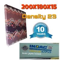 KASUR INOAC NO.1 uk 180x200x15 EON D23