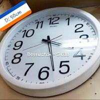 Jam Dinding Seiko 038 (D: 50cm). Dijamin Murah!! Garansi 1 Tahun!! t