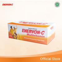 Enervon C Strip tablet 4's x 25 Vitamin C