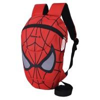 Catenzo - Tas Ransel Spiderman Punggung Anak Laki Laki CRZ 200 Merah