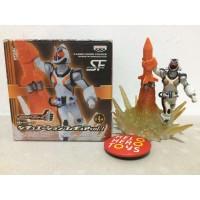 Banpresto - Situation Figure - Kamen Rider Fourze / Base State Rocket