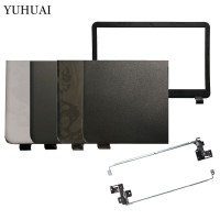 Laptop Top LCD Back Cover/LCD Front Bezel/Hinges for HP 15-G001XX 15-