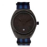 jam tangan eiger 1989 MOIRA WATCH - BLACK