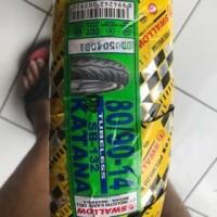 Ban Motor Matic 80/90-14 Swallow Ring 14 Katana SB-132 Tubeless