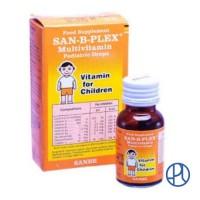 SAN B PLEX DROP 15 ML vitamin untuk bayi