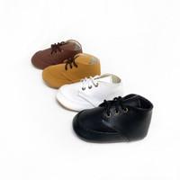 Sepatu Boots Bayi Laki-laki Tamagoo-Tommy Tan Baby Shoes Murah - Putih, 2