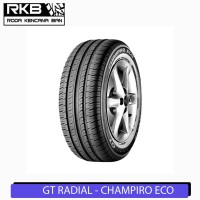 FREE PASANG Gajah Tunggal GT Radial Champiro Eco 205/65 R15 Ban Mobil