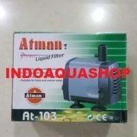 ATMAN AT-103 Pompa Celup Flash Sale Aquarium Kolam Submersible Wa