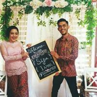 Backdrop lamaran dekorasin lamaran fotobooth dekorasi pernikahan