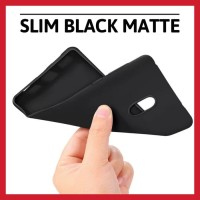 Soft Case Slim Black Matte Samsung Galaxy J2 Core J260
