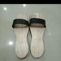 bakiak/sandal kayu/sendal