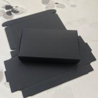 Box Kotak Elegan Gift box Kotak Sovenir Kado BLACK HITAM - Hitam