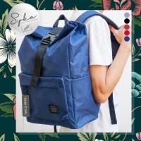 Tas Ransel, Backpack Bag, Roll Top Bag, Tas Gendong, Tas Vintage Tas
