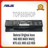 Baterai Laptop Original Asus N56 N46 N46J N46JV N46V N56DP N56DY N56J