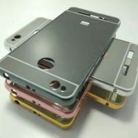 Case Xiaomi Redmi 3 PRO 3S 3X 3PRO Bumper Mirror Metal Hard Back Cover