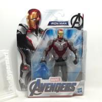 ORI Marvel Ironman Avengers Endgame Team Suit Iron Man 6 Inch Hasbro