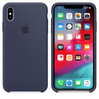 iPhone XS Max Apple Silicone Case Original Money Back Guarantee