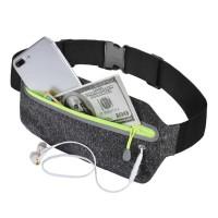Tas Pinggang Olahraga Running Waist Bag Sports Belt Anti Air HP 6 Inch