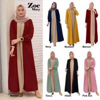 baju gamis wanita terbaru 2019 JOE MAXI DRESS / BAJU MUSLIM MURAH