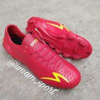 Sepatu Futsal Exocet FG RED SPECS Sepatu Original 💯%