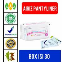Tiens Airiz Panty Liner Pembalut MLM Premium Bukan Avail Natesh Anion
