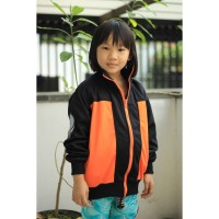 jaket anime naruto shipuden anak