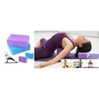 Balok senam yoga & balok yoga & brick block bata foam for yoga