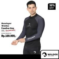 NEW !!! Baselayer Waldos Free Diver Grey